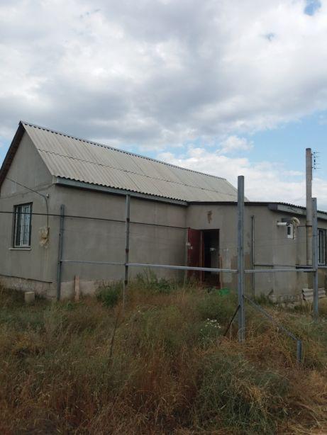 Дом 58м² на участке 12 сот