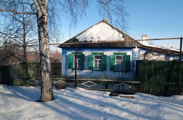 Дом 56м² на участке 5 сот