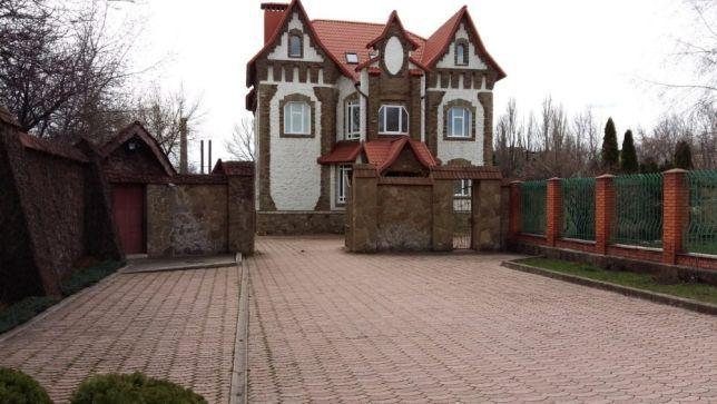 Дом 467м² на участке 20 сот