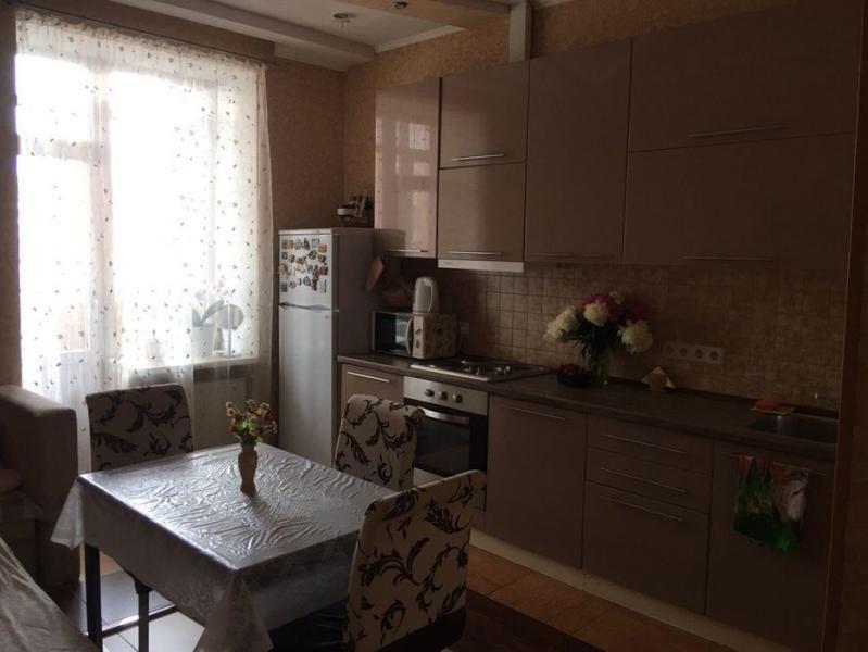 Новострой 1-комнатная квартира 60м Киевский р-н,пр.Панфилова