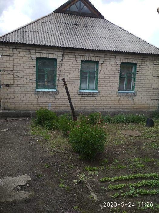 От собственника.Продам дом ул.Куйбышева г.Красноармейск Донецкой обл.