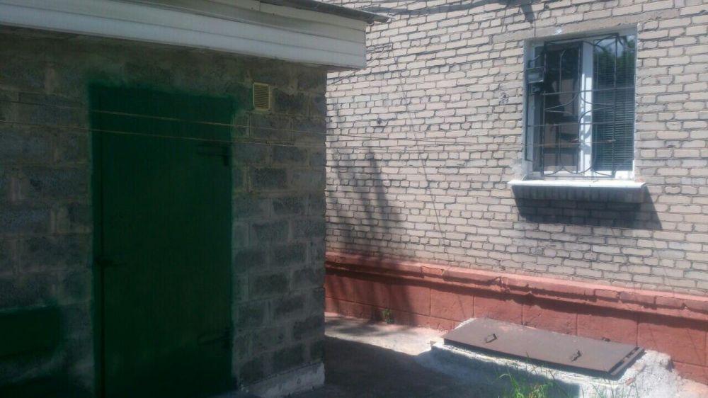 Квартира с гаражом в Горловке