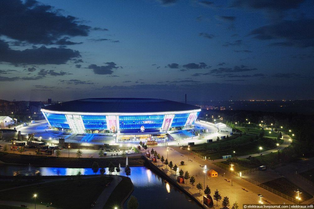 Донбасс Арена.103 кв м,58 кв м Офис в БЦ Центавр Плаза ,