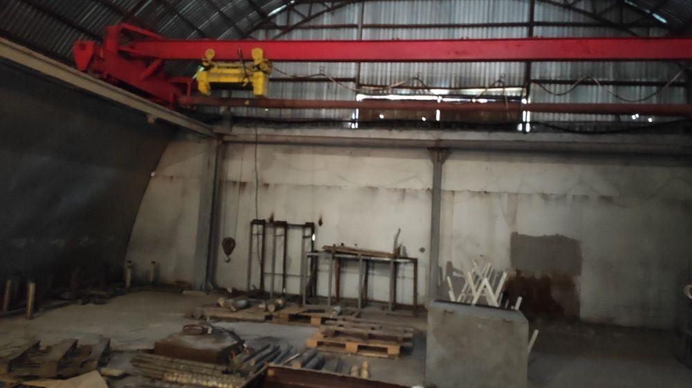 Продам производственно-складскую базу