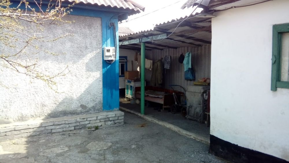 Продам дом в Макеевке,поселок Новорабочий городок,Рыночная 48.