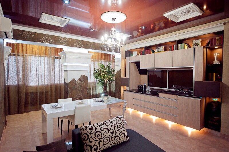 Трех Комнатная Квартира в Новострое-Фото 100% Соответствует Реалтности