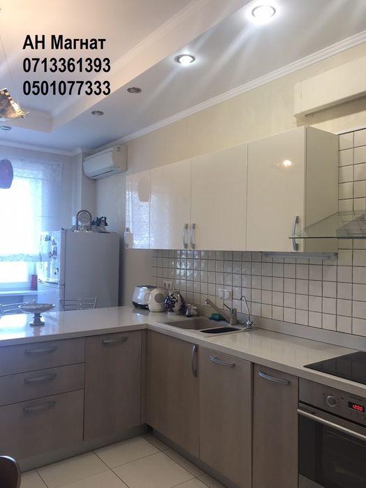 Прекрасная квартира в новом доме в центре Донецка !