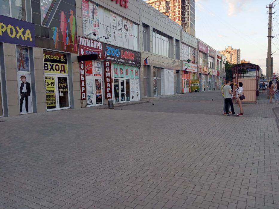 Аренда: Торговое помещение - 170 м.кв., на Донском, Проходняк!