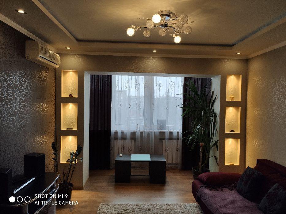 Продам 3-ю квартиру в самом центре города с дорогим евро ремонтом!