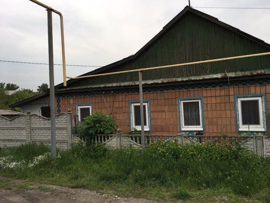 Продам жилой дом с газом, 85 м.кв. → Макеевка, пос. Победа,Капитальная