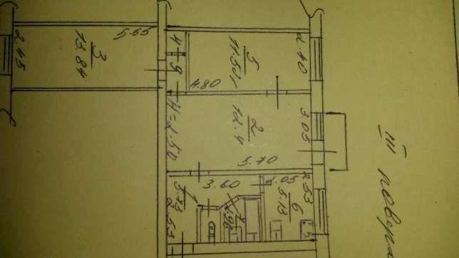 Продам 3х комнатную квартиру на Юнкоме или обмен на авто