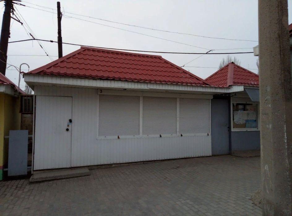 Павильон в Донецке