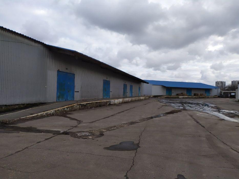 Сдам склады на Текстильщике, 1100м2 и 1550м2