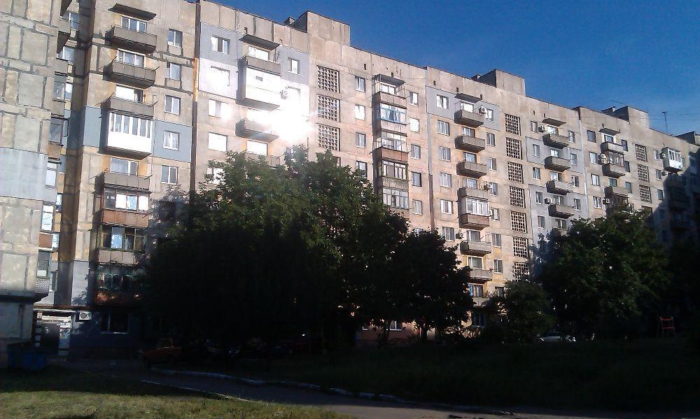 Однокомнатная квартира Харцызск на Черемушках в районе школы