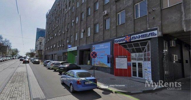 Аренда. г. Донецк, ул. Постышева, 60